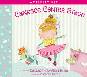 Candace Center Stage Activity Kit book image