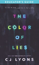 The Color of Lies Educator's Guide