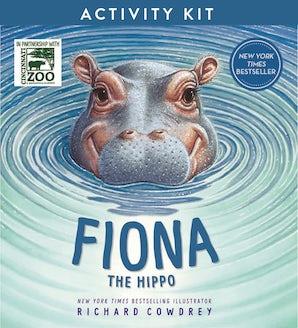 Fiona the Hippo Activity Kit book image