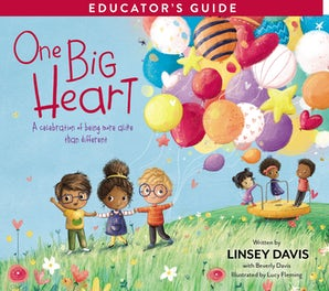 One Big Heart Activity Kit book image