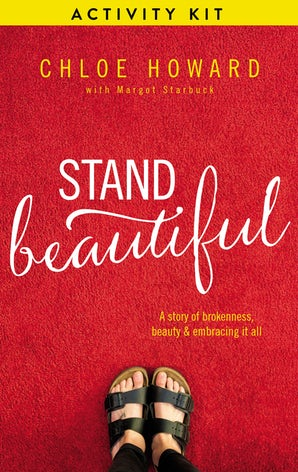 Stand Beautiful Activity Kit book image