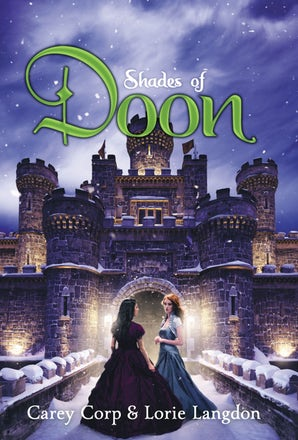 Shades of Doon book image
