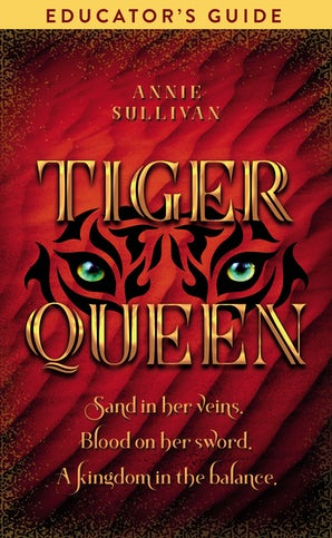 Tiger Queen Educator's Guide book image