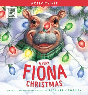 A Very Fiona Christmas Activity Kit book image