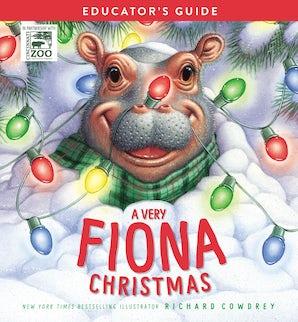 A Very Fiona Christmas Educator's Guide book image