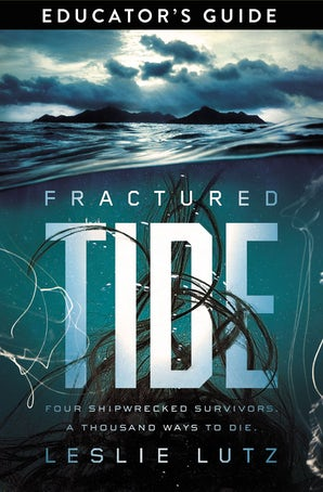 Fractured Tide Educator's Guide book image