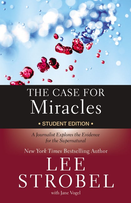 the case for miracles student edition - The Case For Christmas