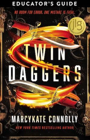 Twin Daggers Educator's Guide book image
