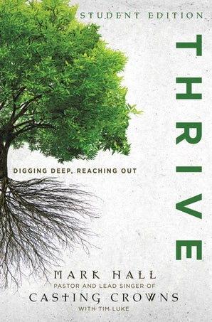 Thrive Student Edition book image