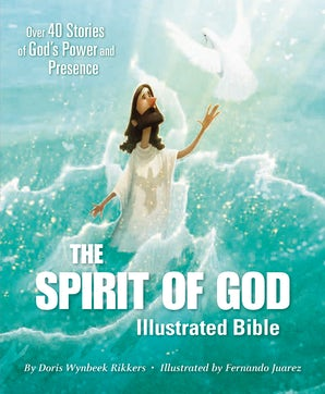 The Spirit of God Illustrated Bible book image