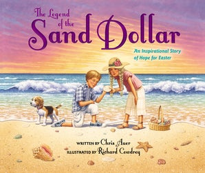 The Legend of the Sand Dollar, Newly Illustrated Edition book image