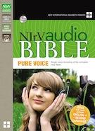 NIrV, Audio Bible: Pure Voice, Audio