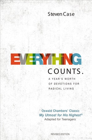 Everything Counts Revised Edition book image