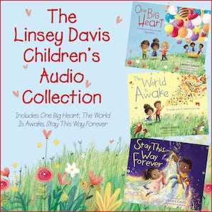 The Linsey Davis Children's Audio Collection book image