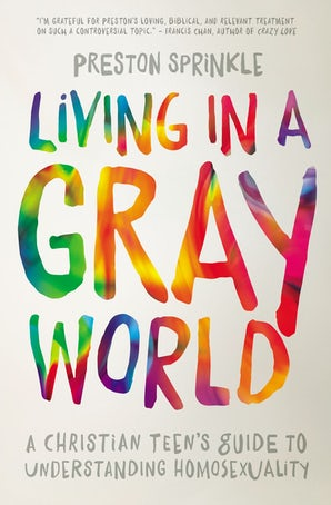 Living in a Gray World book image