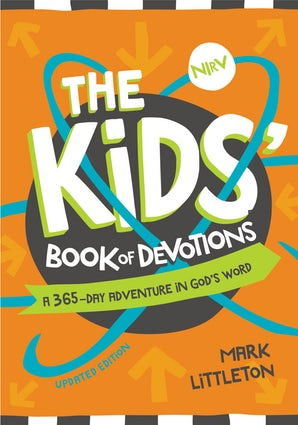 The NIrV Kids' Book of Devotions Updated Edition book image