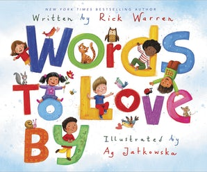 Words to Love By book image