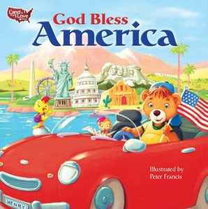 God Bless America book image