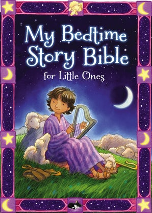 My Bedtime Story Bible for Little Ones book image