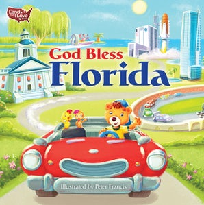 God Bless Florida book image