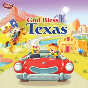 God Bless Texas book image