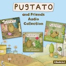 Pugtato and Friends Audio Collection