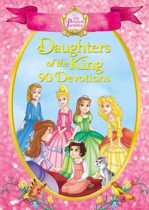 The Princess Parables Daughters of the King book image