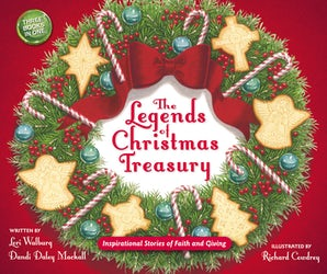 The Legends of Christmas Treasury book image