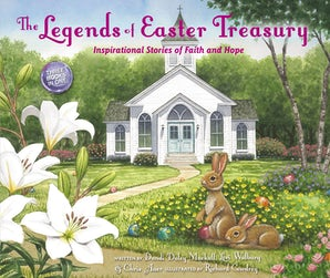 The Legends of Easter Treasury book image