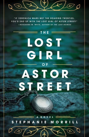 The Lost Girl of Astor Street book image