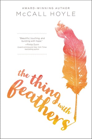The Thing with Feathers book image