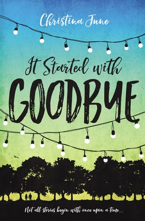 It Started with Goodbye book image
