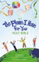 NIV, The Plans I Have for You Holy Bible