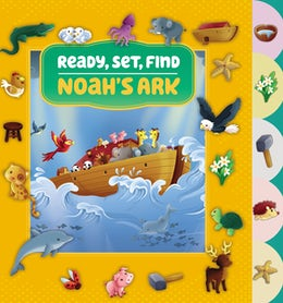 Ready, Set, Find Noah