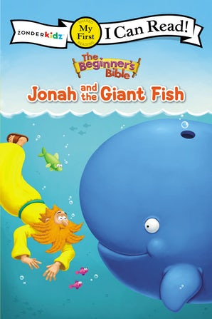 The Beginner's Bible Jonah and the Giant Fish book image