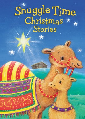 Snuggle Time Christmas Stories book image