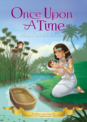 Once Upon a Time Bible for Little Ones book image
