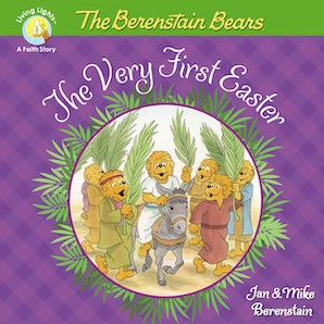 The Berenstain Bears The Very First Easter book image