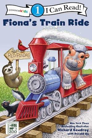 Fiona's Train Ride book image
