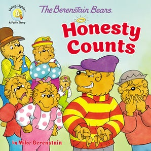 The Berenstain Bears Honesty Counts book image