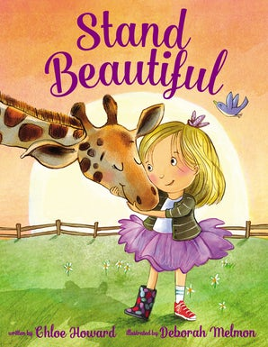 Stand Beautiful - picture book book image