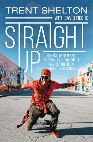 Straight Up book image