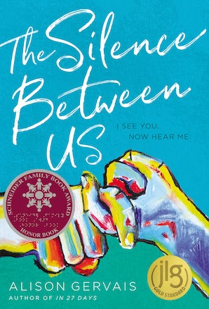 The Silence Between Us book image