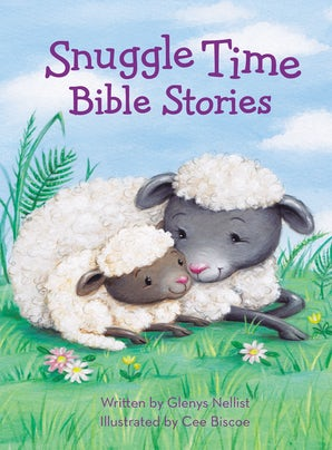 Snuggle Time Bible Stories book image