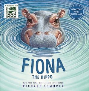 Fiona the Hippo book image