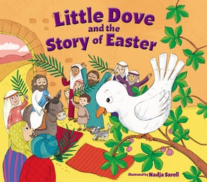 Little Dove and the Story of Easter book image