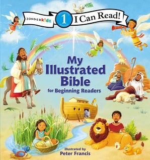 I Can Read My Illustrated Bible book image