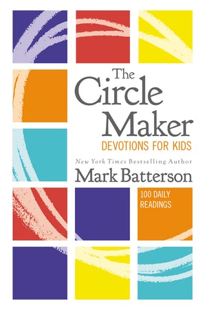 The Circle Maker Devotions for Kids book image