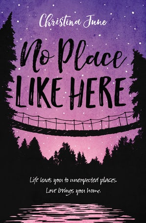 No Place Like Here book image