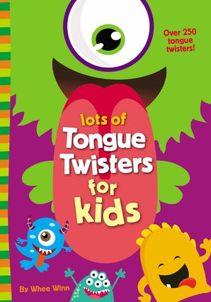 Lots of Tongue Twisters for Kids book image